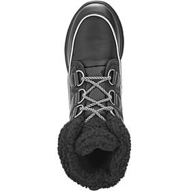 Sorel W's Explorer Carnival Boots Black/Sea Salt